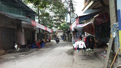 Thôn Phú Đô - Mễ Trì từng là điểm nóng tại khu vực Từ Liêm