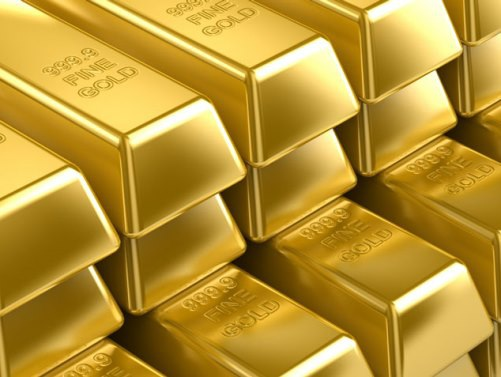 Giá vàng thế giới giảm xuống thấp nhất 5 tháng