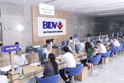 Hơn 2,8 tỷ cổ phiếu BIDV sắp sửa chào sàn