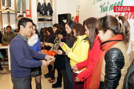 Lễ trao giải chương trình Vui Noel mang len về nhà