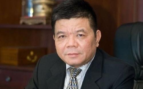Ông Trần Bắc Hà, Chủ tịch Hội đồng Quản trị Ngân hàng Đầu tư và Phát triển Việt Nam (BIDV).