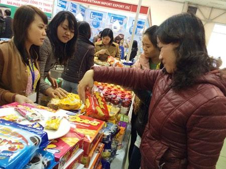 Hàng Thái ngày càng lấn sâu vào thị trường Việt Nam với nhiều chủng loại phong phú.