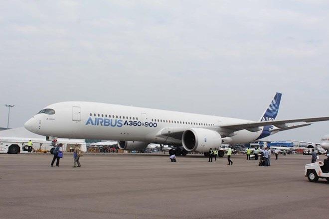 Hơn 32 tỷ USD hợp đồng được ký ở Singapore Airshow 2014