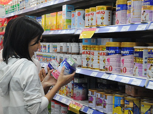 Sữa sẽ giảm giá theo thế giới
