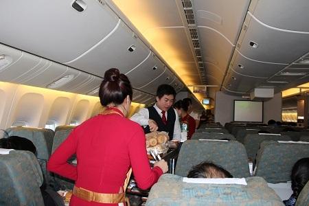 Tiếp viên hàng không Vietnam Airlines bị nghi ngờ tiêu thụ hàng ăn cắp tại Nhật