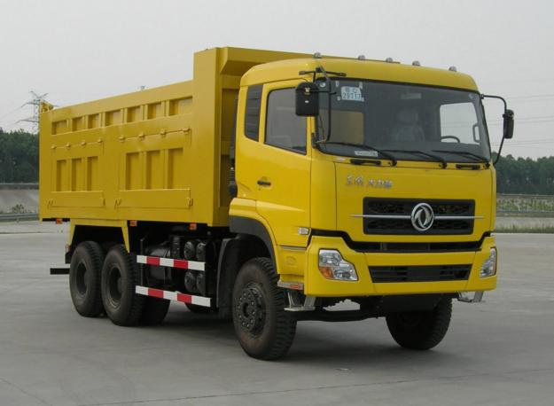 Một mẫu xe tải DongFeng (theo raovat)