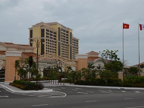 Casino trong khu phức hợp Hồ Tràm Strip mang phong cách Las Vegas đầu tiên tại Việt Nam