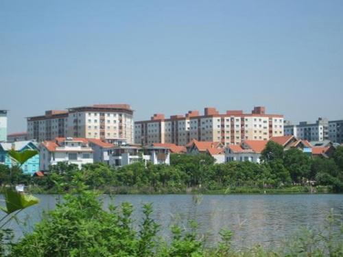 Biệt thự bán đảo Linh Đàm dành cho giới đại gia