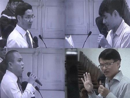 4 luật sư tham gia bào chữa cho ông Nguyễn Đức Kiên.