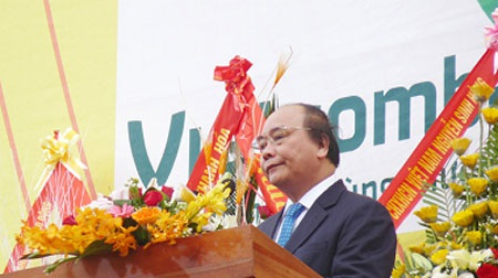 Vietcombank đồng hành cùng Chương trình Lễ kỷ niệm 410 năm hình thành tỉnh Quảng Bình