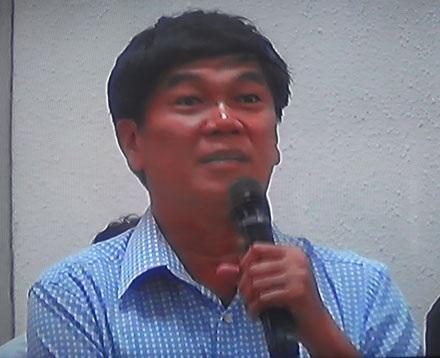 Ông Trần Đình Long, Chủ tịch HĐQT tập đoàn Hòa Phát