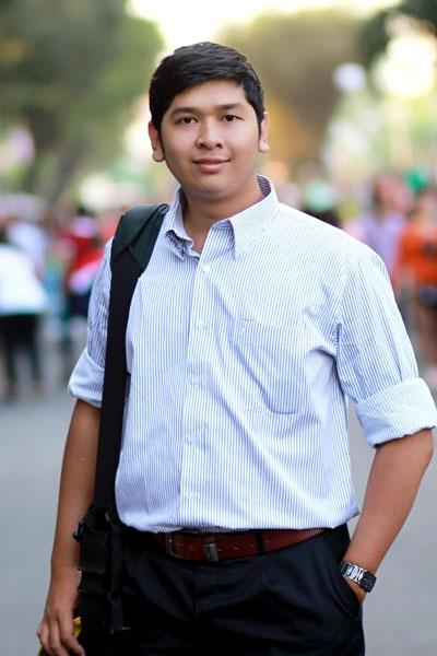 Đại sứ MOS Word Bùi Hữu Hồng Hải.