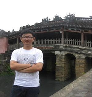 Đại sứ MOS Excel Trần Minh Tiến.