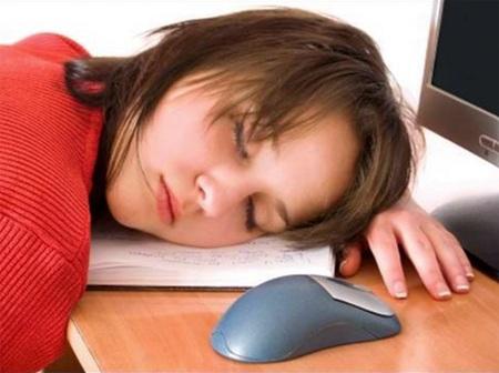 Thiếu sắt gây mất ngủ, mất tập trung