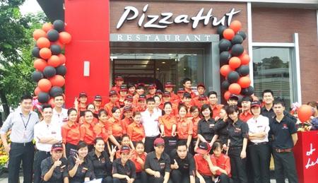 Pizza Hut chính thức đổ bộ thành phố biền Hạ Long