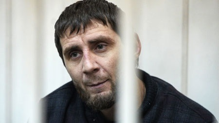 Zaur Dadaev (Ảnh: RiaNovosti)