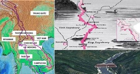 Các dự án thủy điện Trung Quốc ở đông nam Á sẽ gây hại rất lớn đến môi trường