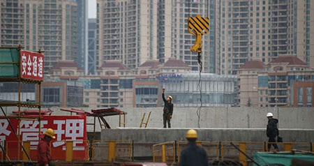 Trung Quốc cắt giảm mục tiêu tăng trưởng trong năm 2015 chỉ còn 7%