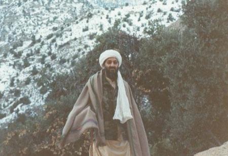 Osama Bin Laden chọn sống tại Tora Bora vào năm 1996