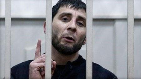 Cựu phó chỉ huy cảnh sát Chechnya là Zaur Dadayev đã ký vào giấy tự thú