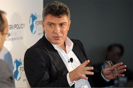 Cựu Phó Thủ tướng Nga Boris Nemtsov bị bắn chết hôm 27/2 (Nguồn: AFP)