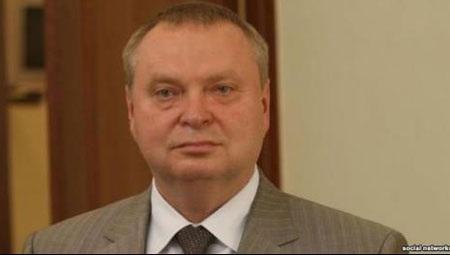 Ông Oleksandr Peklushenko chết với một phát đạn ở cổ