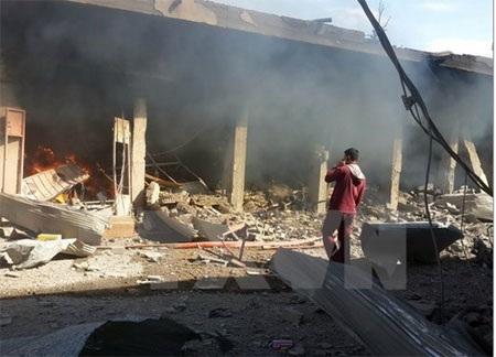 Quân đội Iraq hoàn toàn kiểm soát toàn bộ thành phố Tikrit