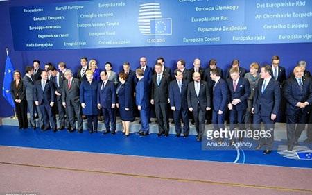 Các nước thành viên EU đang không cùng nhìn về một hướng