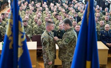 Quân đội Ukraine mạnh thứ 5 châu Âu nhờ trận mạc miền Đông