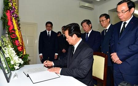 Cố Thủ tướng Singapore Lý Quang Diệu và tình thân đối với Việt Nam