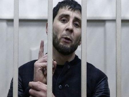 Zaur Dadaev (Ảnh: RT)