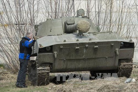 Nga đệ trình dự thảo nghị quyết về Ukraine