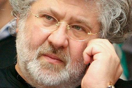 Tỉ phú, trùm tài phiệt Igor V. Kolomoisky