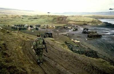 Căn cứ quân sự của Anh tại đảo Malvinas/Falkland