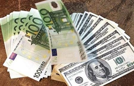 USD đã tăng lên mức cao nhất trong vòng 12 năm qua so với đồng euro