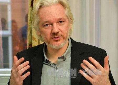 WikiLeaks tố Mỹ cố gây hiềm khích giữa Nga và Ukraine