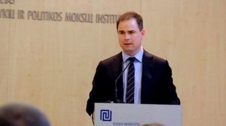 Bộ trưởng Quốc phòng Nicolai Wammen (Nguồn: timesofisrael.com)