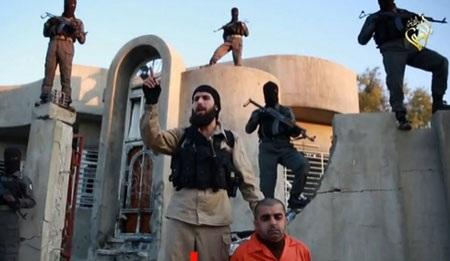 Phiến quân IS (Nguồn: ibtimes)