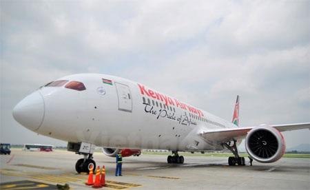 Lần đầu tiên trong lịch sử, một đường bay thẳng từ Châu Phi tới Việt Nam đã được thiết lập