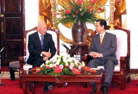 Cố Thủ tướng Lý Quang Diệu - người bạn lớn của nhân dân Việt Nam