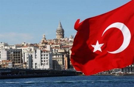 Một góc thành phố thành phố Istanbul, Thổ Nhĩ Kỳ (Nguồn: AFP)
