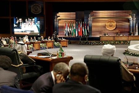 Lãnh đạo các nước Liên đoàn Arập nhóm họp tại Sharm el-Sheikh hôm 29/3