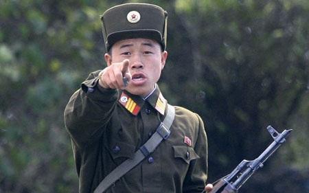 Binh sĩ Triều Tiên (Ảnh minh họa: Getty)
