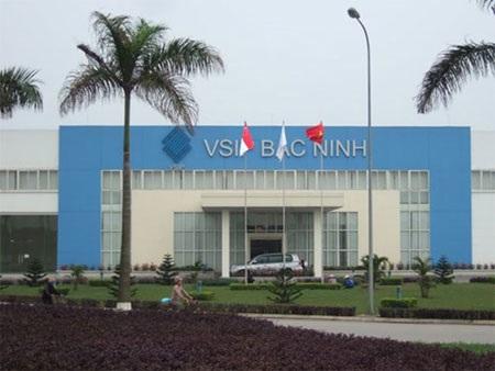 VSIP - Điểm sáng trong thu hút đầu tư (Ảnh: vietnambreakingnews)