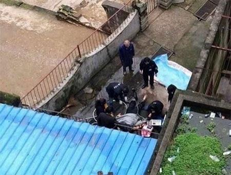 Nhân viên vườn thú tử vong sau khi bị hổ vồ (Nguồn: CCTV News)