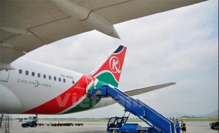 Kenya Airways là 1 trong 3 tập đoàn hàng không lớn nhất châu Phi với 51 điểm đến trên toàn thế giới