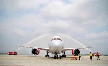 Chỉ mất khoảng 9 giờ bay để hành khách 2 nước đặt chân tới Hà Nội và Nairobi.