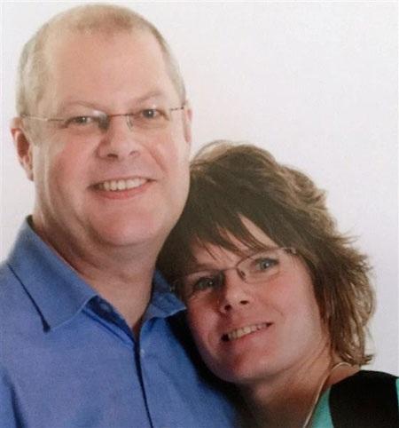 Martyn Matthews, 50 tuổi tới từ thành phố Wolverhampton, Anh