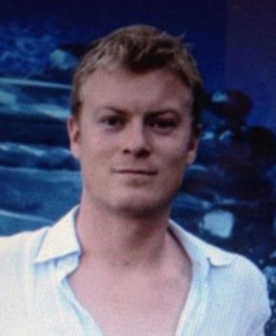 Hành khách người Anh Paul Andrew Bramley (28 tuổi)