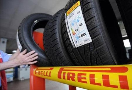 Pirelli bán 26,2% cổ phiếu cho ChemChina